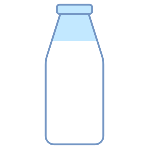 PNG Milk Bottle - 78761
