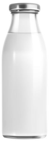 Milk Bottle PNG Clip Art - PNG Milk Bottle