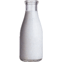 PNG Milk Bottle - 78754