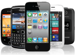 PNG Mobile Phone - 42402