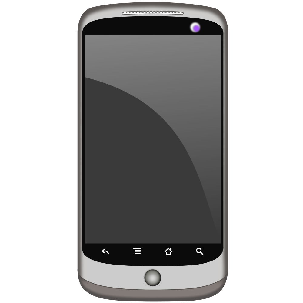 PNG Mobile Phone - 42408