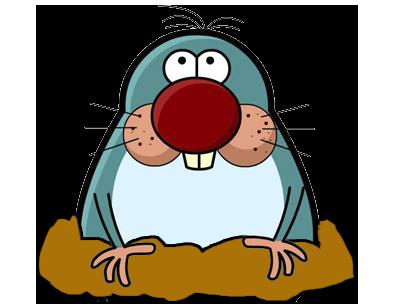 PNG Mole-PlusPNG.com-400 - PNG Mole