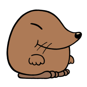 PNG Mole - 79849