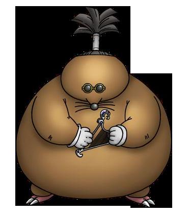 Don-mole.png - PNG Mole