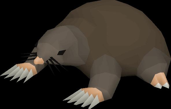 PNG Mole - 79845