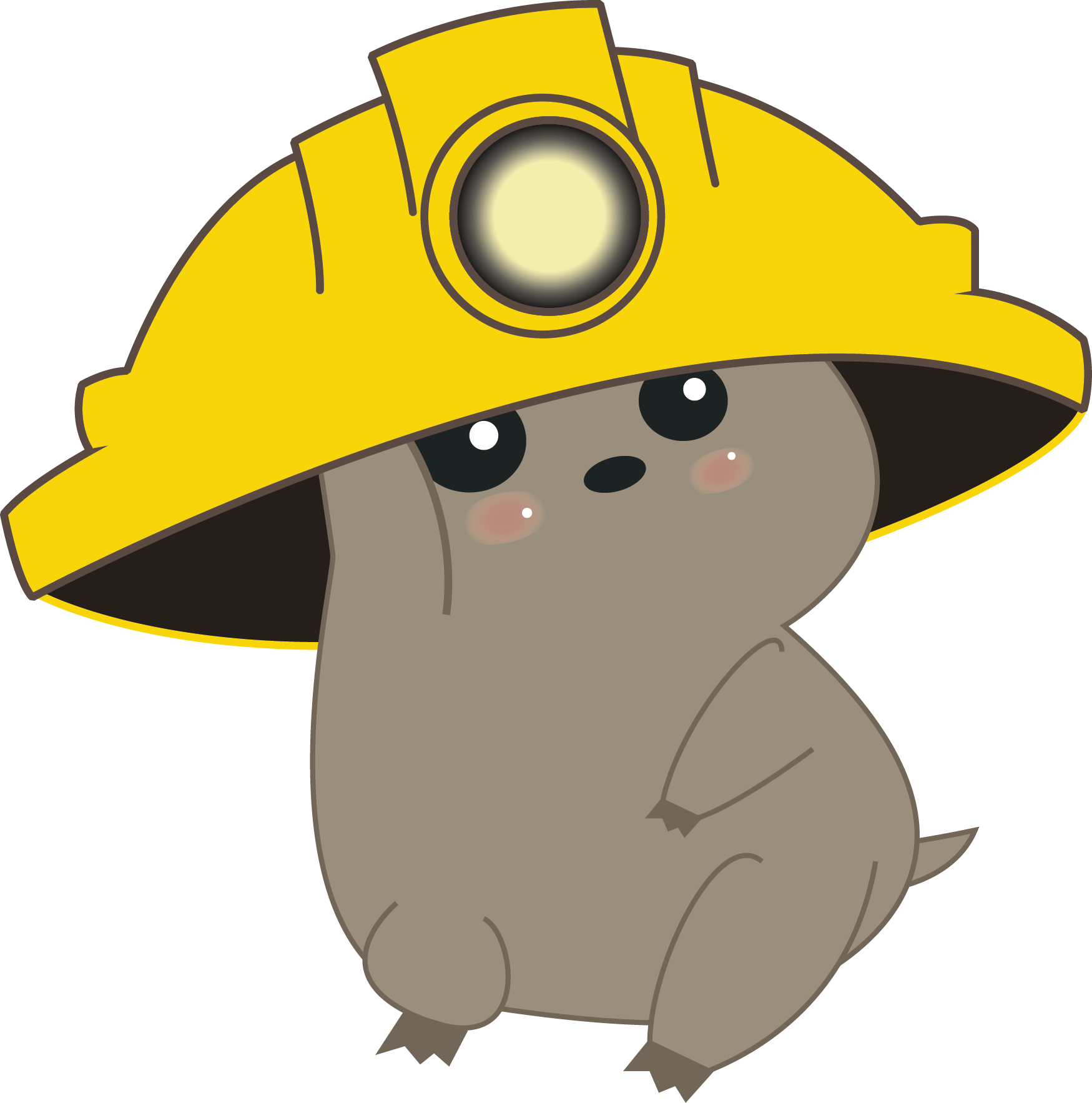 PNG Mole - 79840