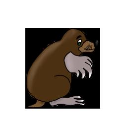 PNG Mole - 79842