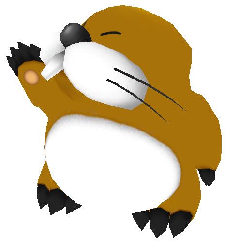 Monthy Mole Lucava.png - PNG Mole