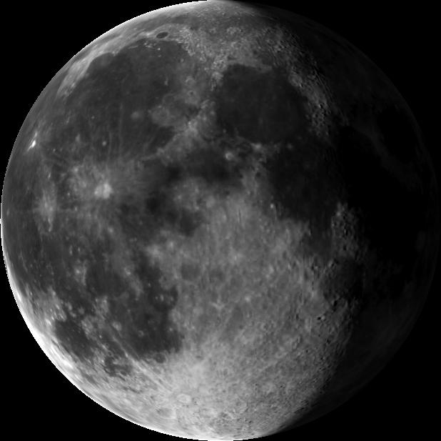 File:3D Earthu0027s Moon.png - PNG Moon