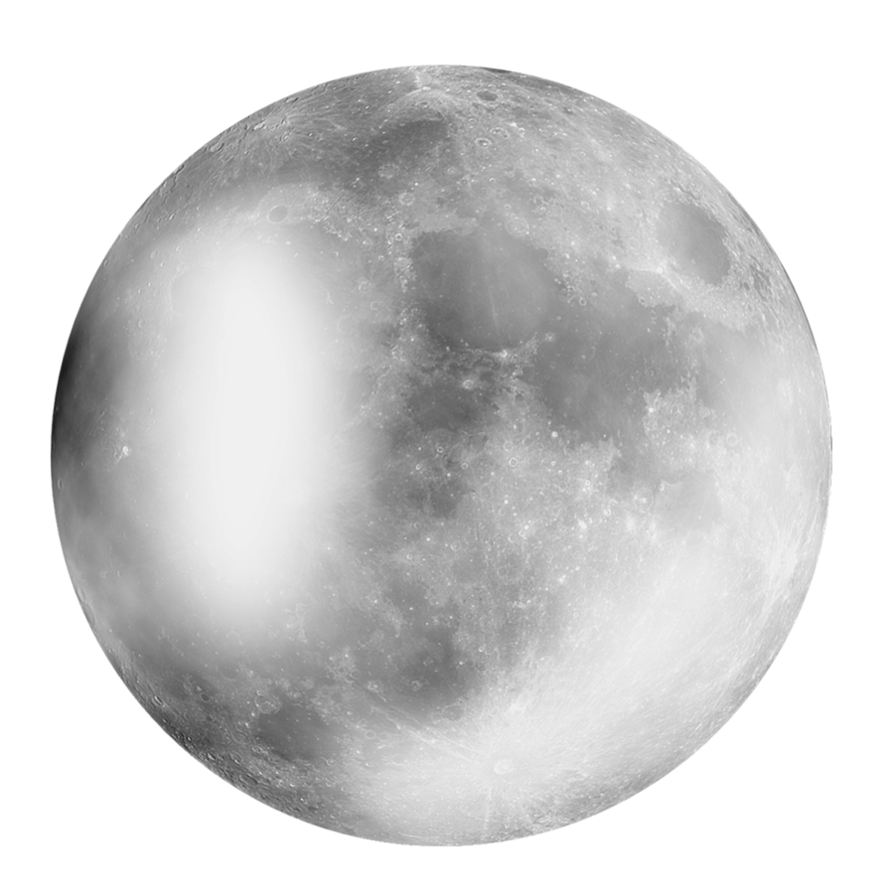 PNG MOON by Moonglowlilly PlusPng.com  - PNG Moon