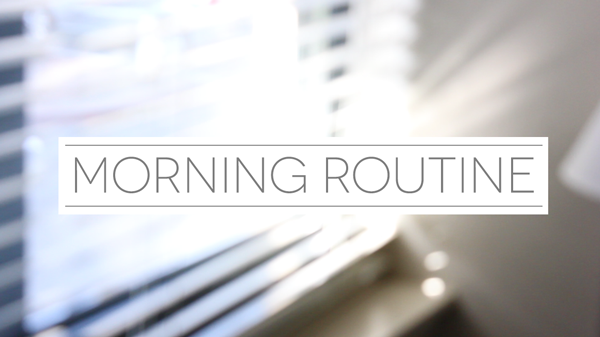 PNG Morning Routine