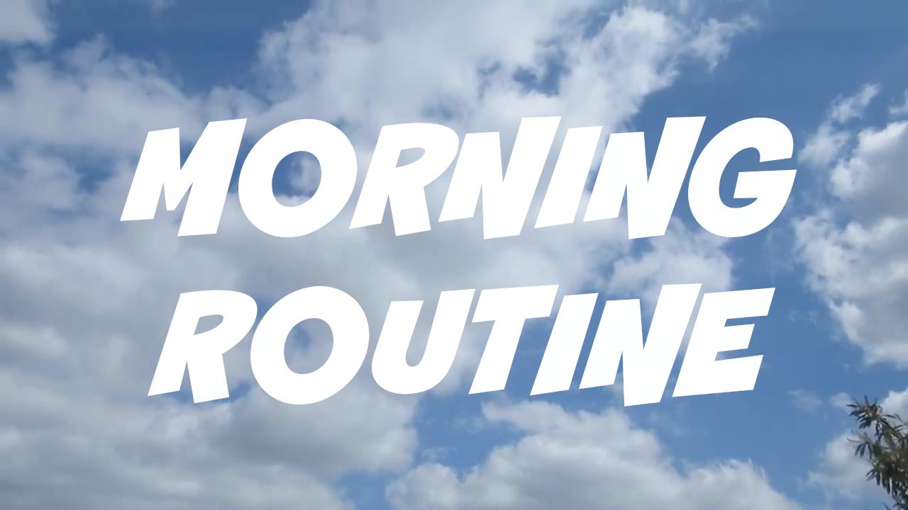 morning routine shoutjohn sky cloud - PNG Morning Routine