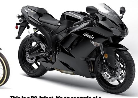 PNG Motorbike - 79047