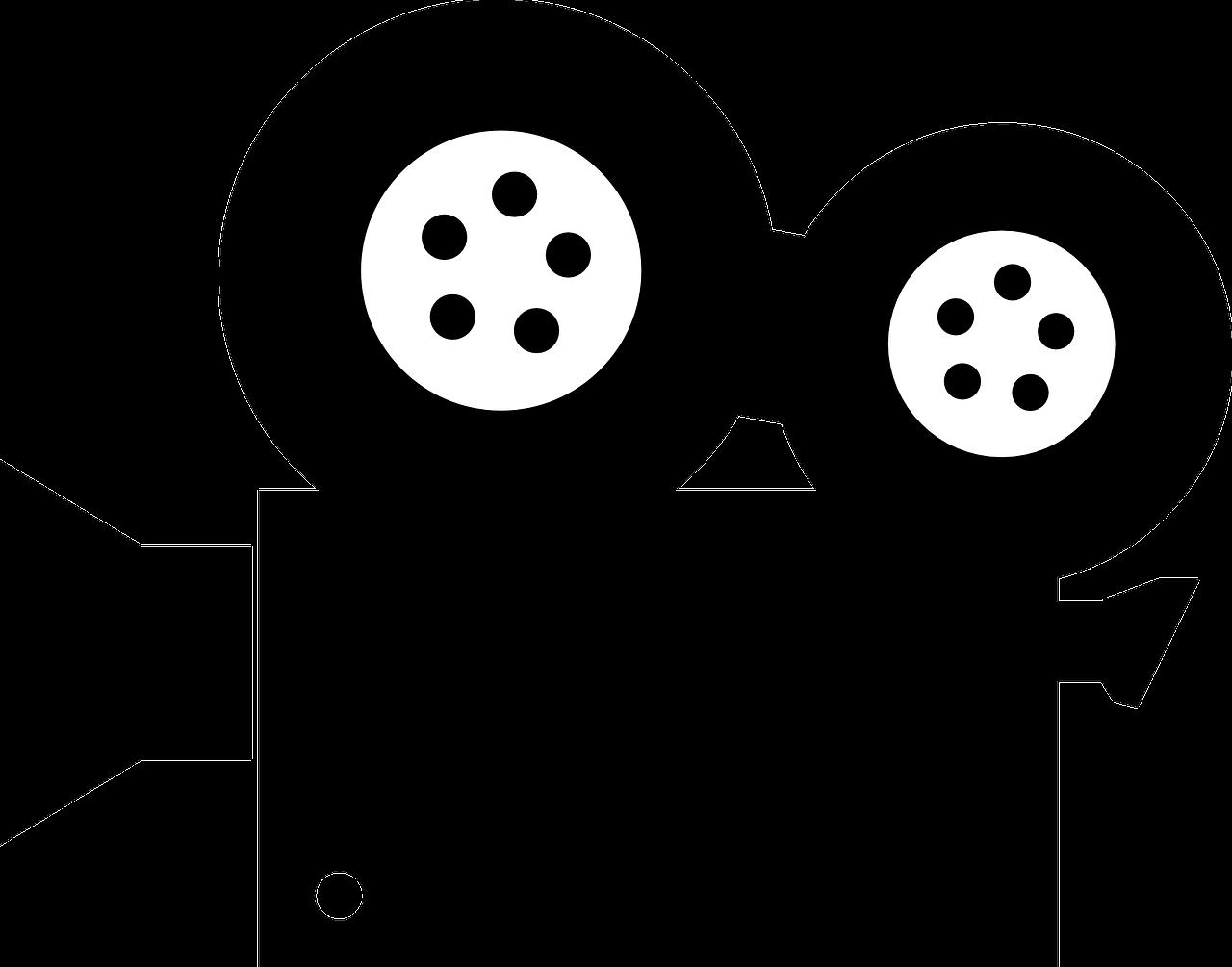 PNG Movie Camera - 79102