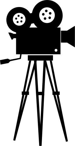 PNG Movie Camera - 79087