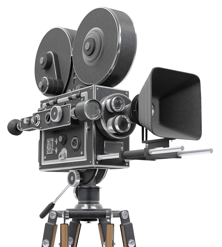 PNG Movie Camera - 79093