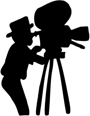 PNG Movie Camera - 79098