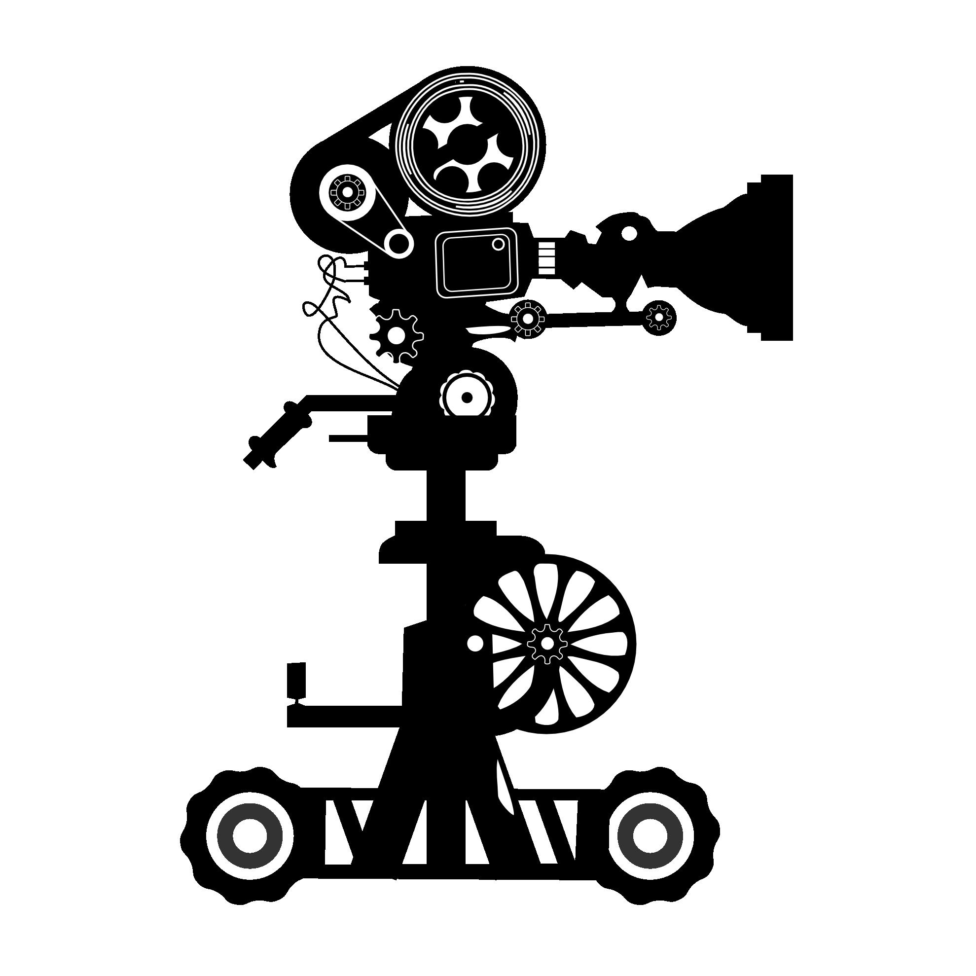 PNG Movie Camera - 79092