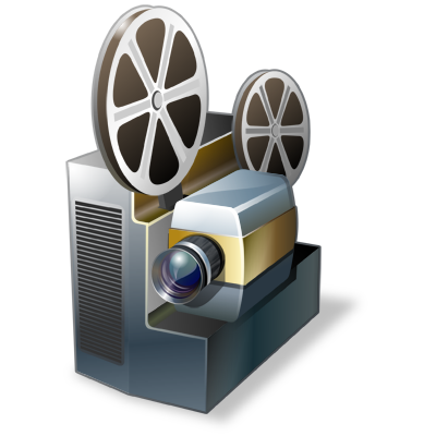 PNG Movie Projector - 79567