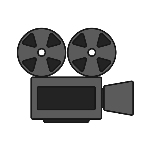 PNG Movie Projector - 79575