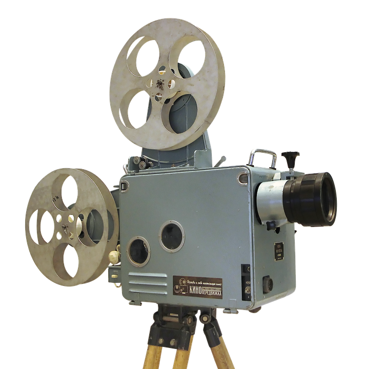 PNG Movie Projector - 79566