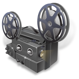 PNG Movie Projector - 79563