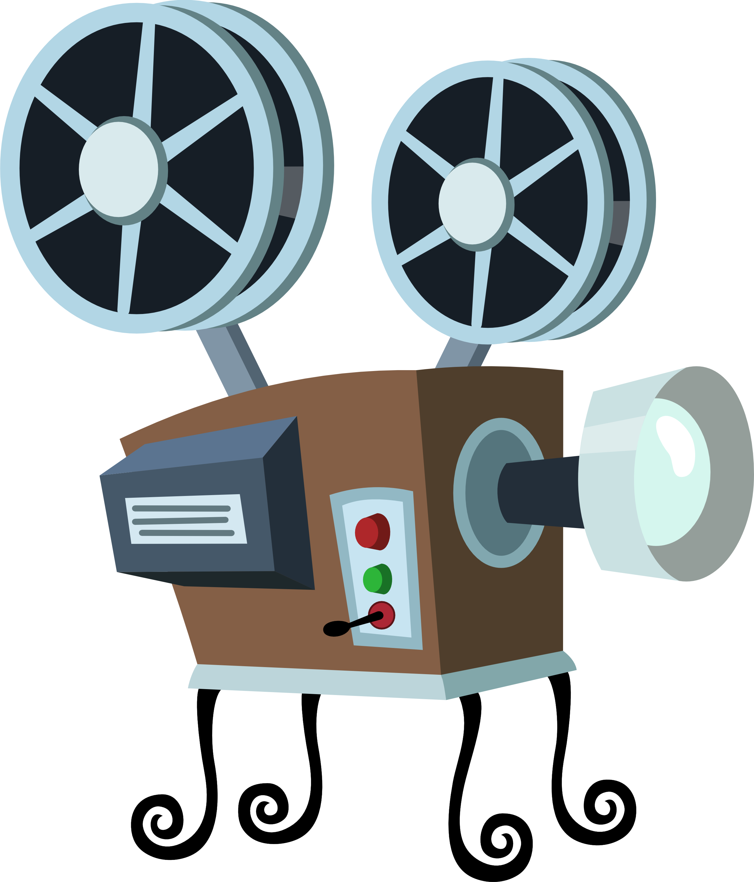 PNG Movie Projector - 79569