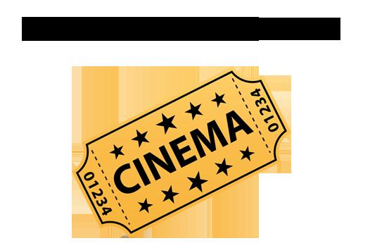PNG Movie Ticket - 79756