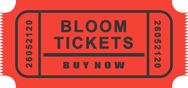 Bloom-Tickets,Online Movie Booking,Online Cinema,Online Cinema Tickets,Movie  Shows,Movie Tickets - PNG Movie Ticket