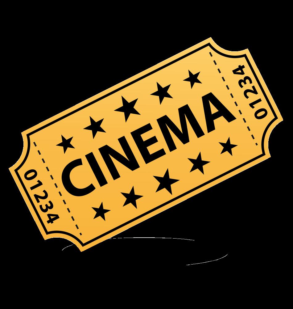 movie-ticket-1 - PNG Movie Ticket