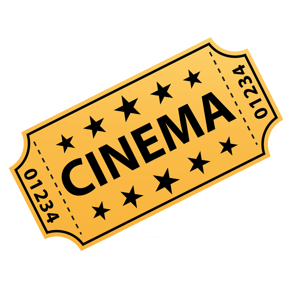 PNG Movie Ticket - 79752