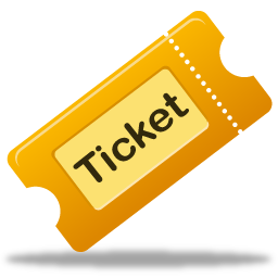 movie, ticket, tix icon. Download PNG - PNG Movie Ticket