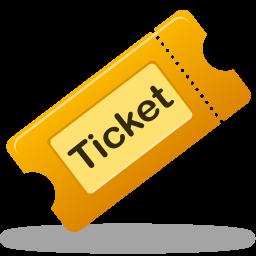 PNG Movie Ticket - 79765