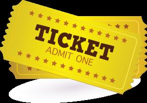 movie-tickets - PNG Movie Ticket