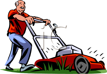 PNG Mowing Grass-PlusPNG.com-350 - PNG Mowing Grass