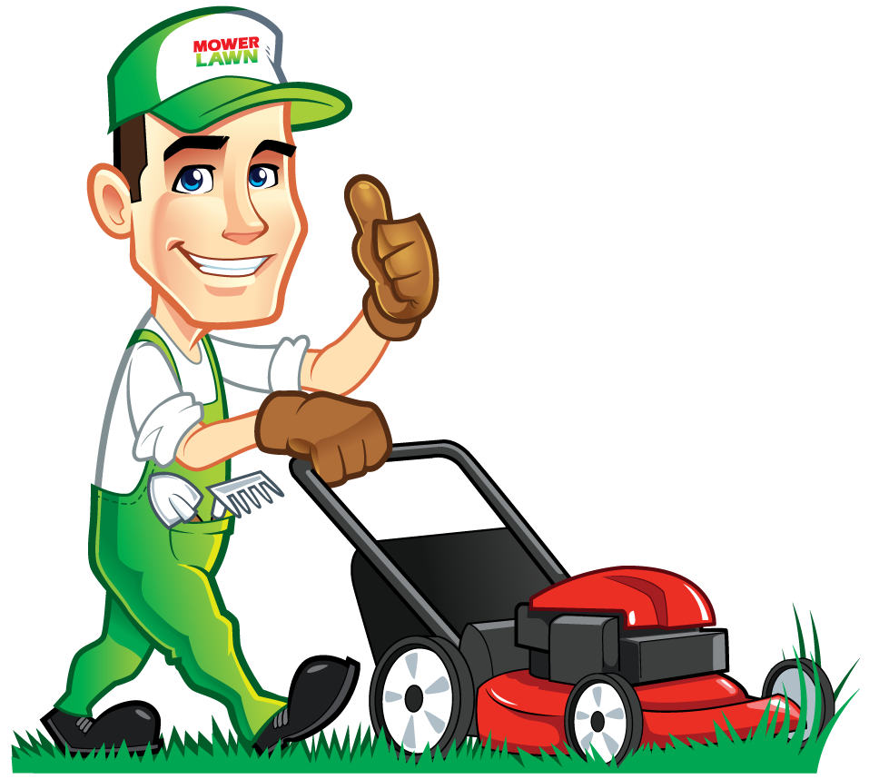 PNG Mowing Grass - 74217