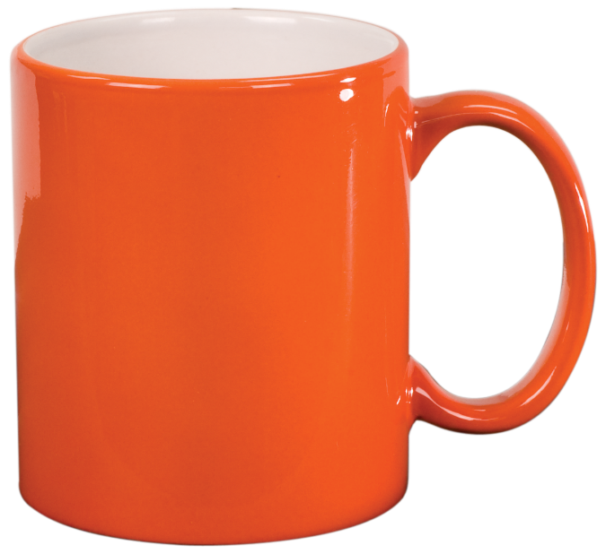 Ceramic Round Mug - PNG Mug