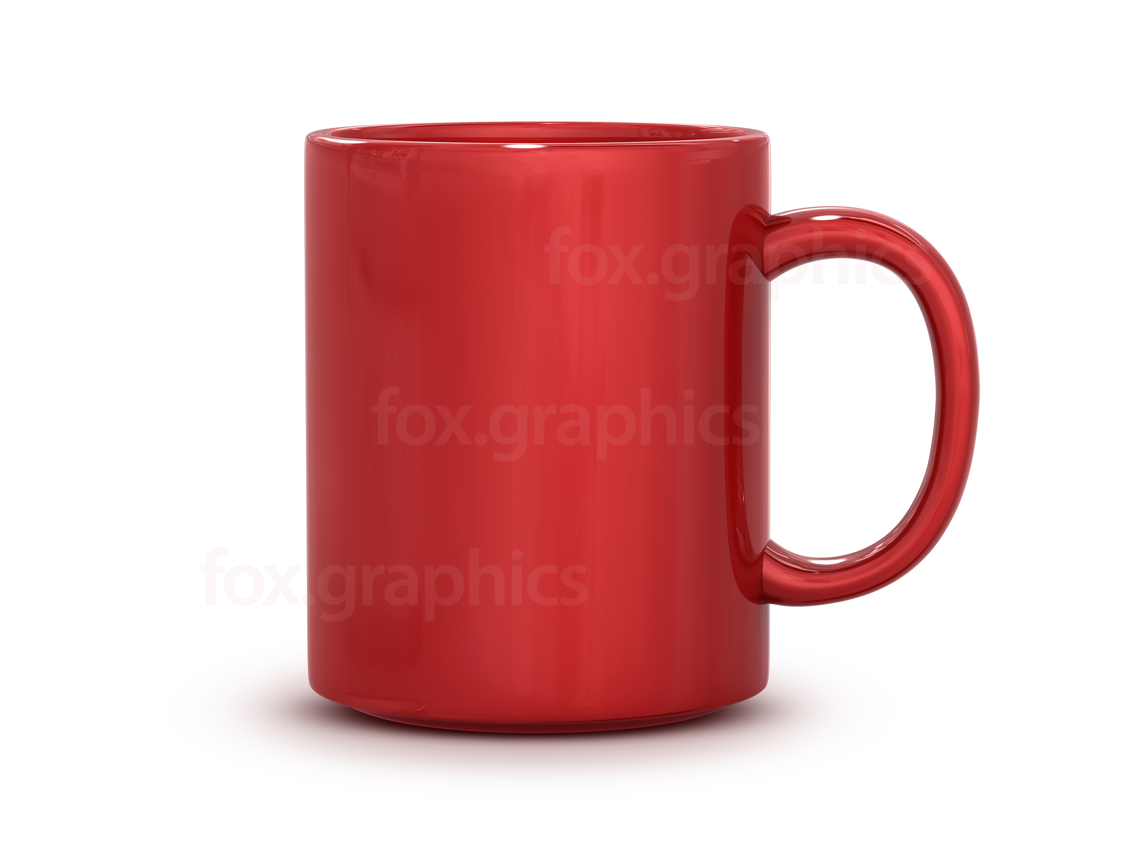 Red mug PNG - PNG Mug