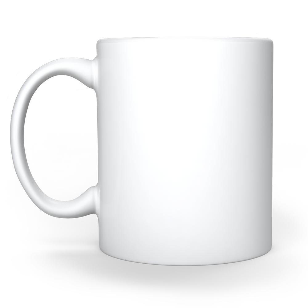White Mug - PNG Mug