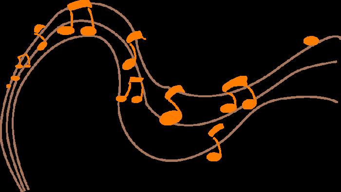 Clipart muzieknoten - PNG Muzieknoten