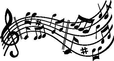 Liefde voor muziek - PNG Muzieknoten
