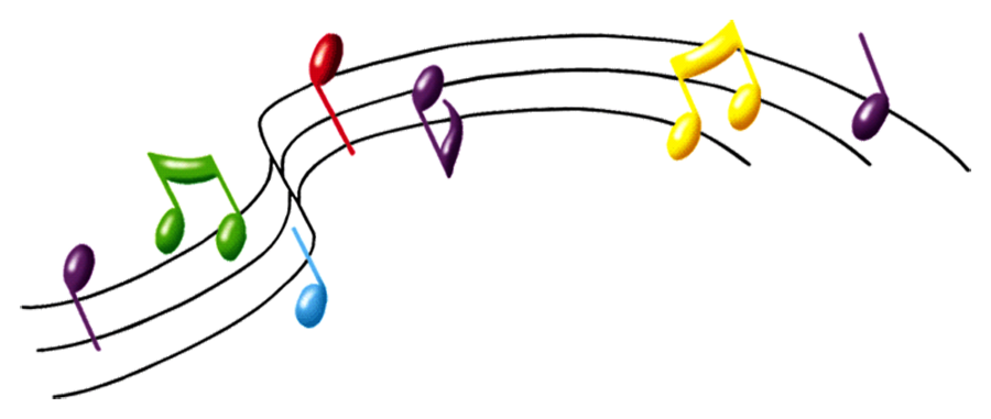 PNG Muzieknoten - 78887