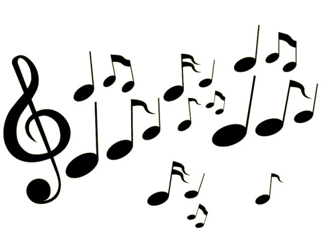 PNG Muzieknoten - 78886