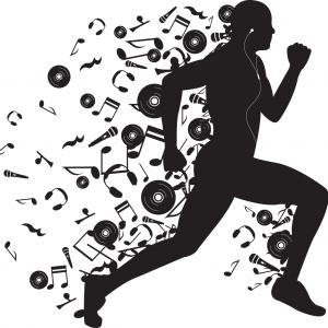 Bieganie i muzyka - SupleNaTak - PNG Muzyka