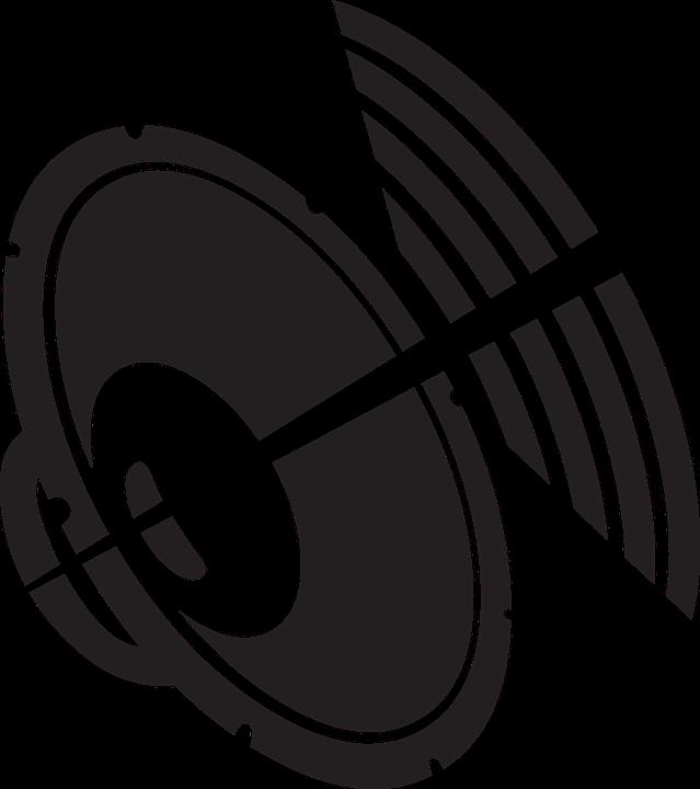 Fale Dźwiękowe, Głośnik, Muzyka, Szum, Głośno, Objętość - PNG Muzyka
