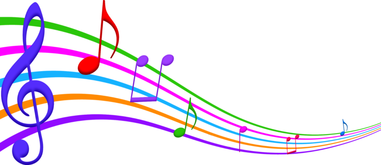 Music notes clip art png music - PNG Muzyka