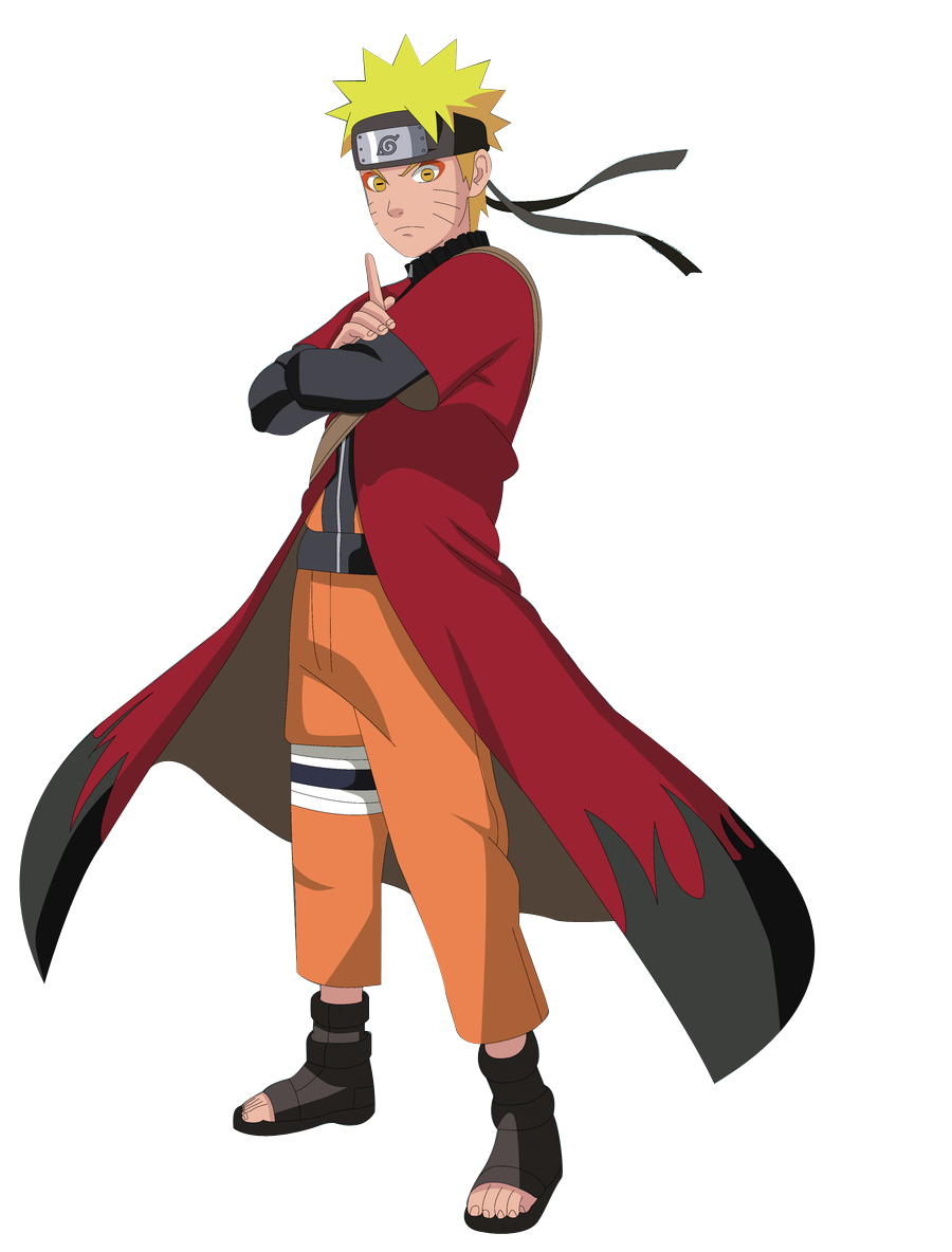 Image - Naruto sage mode render by ahmedovicce-d4mqn5e.png | MangaPanda  Wiki | FANDOM powered by Wikia - PNG Naruto