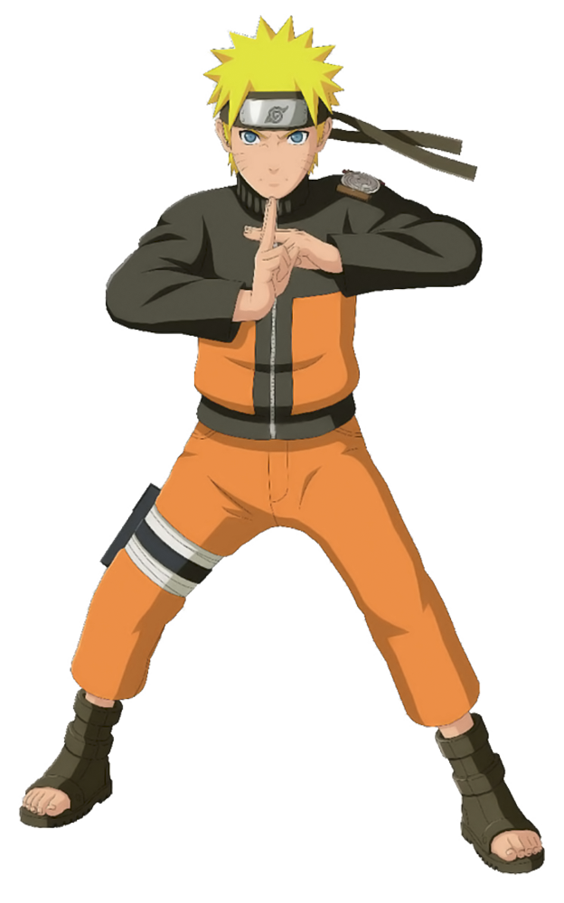 Imagem - Naruto Uzumaki (Renderização).png | Wiki Naruto | FANDOM powered  by Wikia - PNG Naruto
