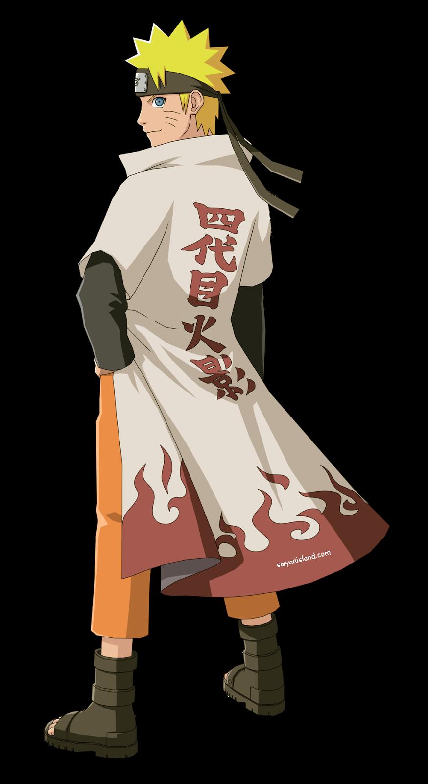 Naruto - PNG Naruto