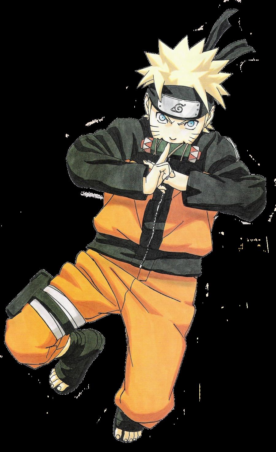 . PlusPng.com Naruto png 3 by Hidan-Sama1408 - PNG Naruto
